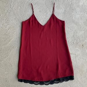 Forever 21 - Red Dress - Small